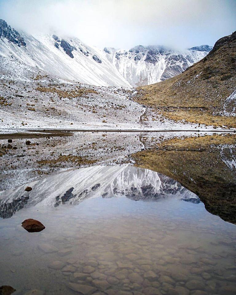 Nevado de Toluca lagunas