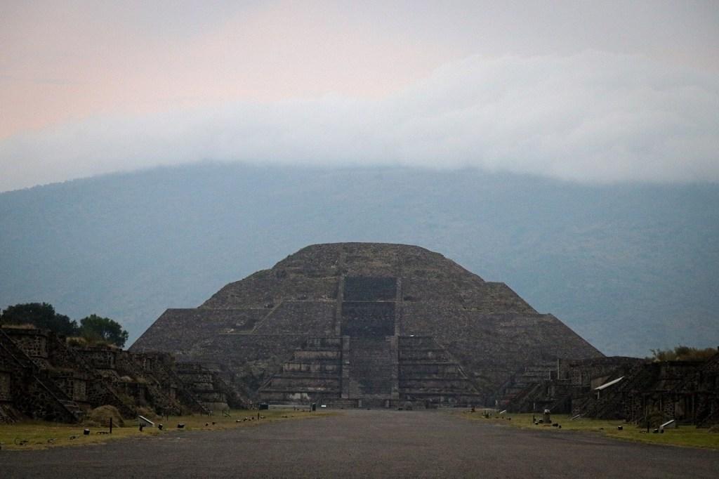 Teotihuacán Patrimonio de la Humanidad en el EDOMEX