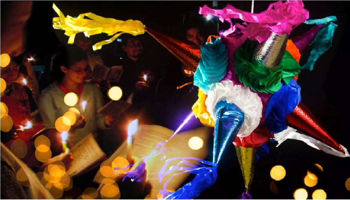 Conoce el origen de las posadas navideñas en México