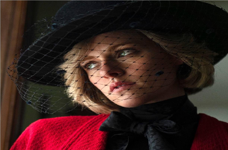 """Nueva fotografía de Kristen Stewart como Lady Di en """"Spencer"""""""