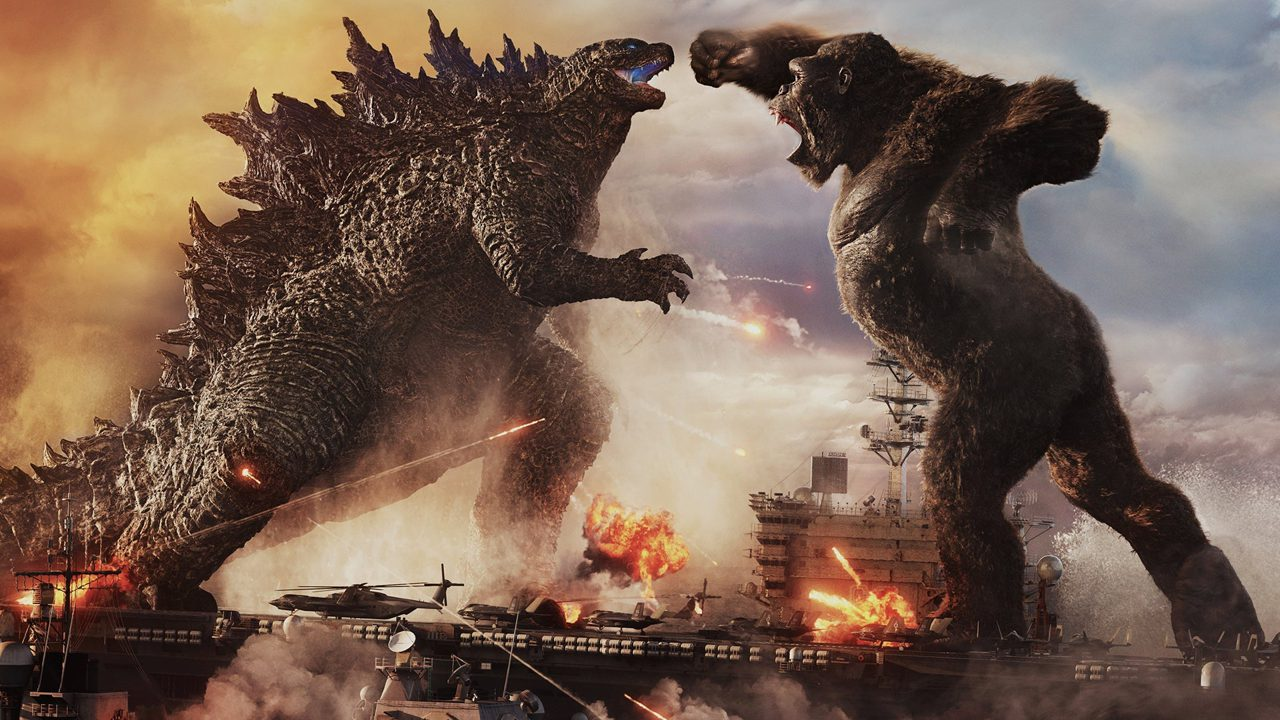 """Godzilla vs. Kong"" el monstruoso estreno ha llegado a la pantalla grande"