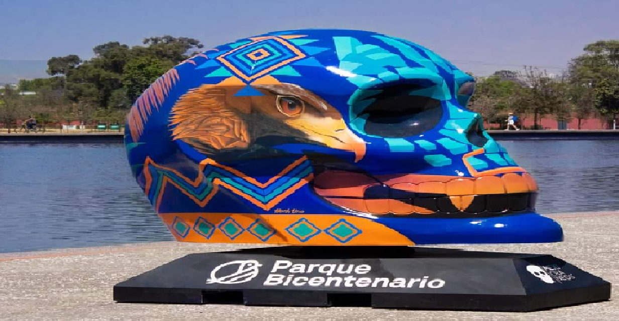 """La monumental exposición de """"Mexicráneos"""" regresa a CDMX"""