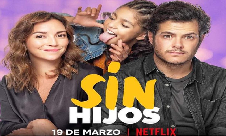 Sin Hijos el estreno de Netflix que protagoniza Regina Blandón    VIDEO