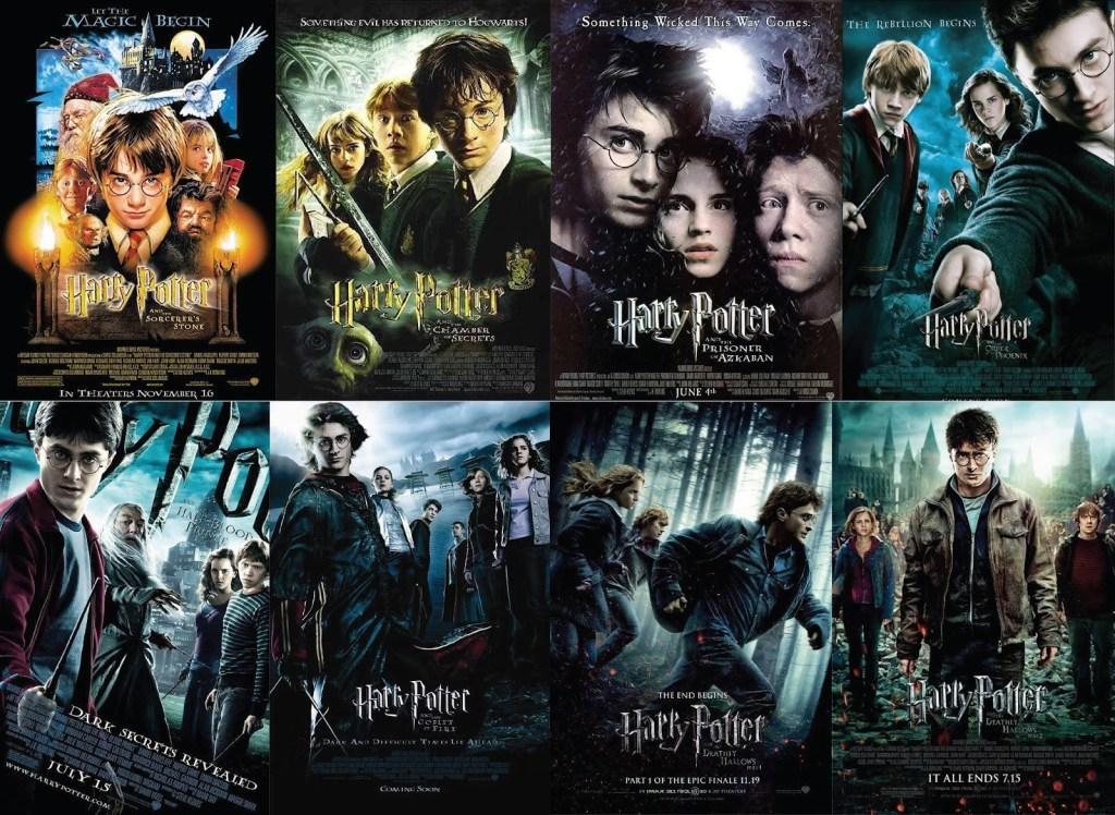 La saga de Harry Potter será proyectada en todas las salas de la Ciudad de México y también del Estado de México