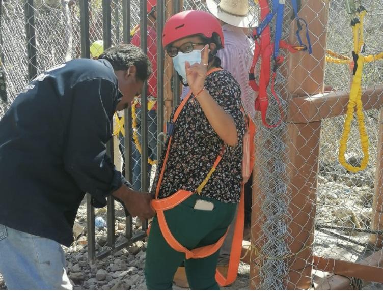 puente colgante en la Barranca del Diablo el nuevo turismo en el edomex