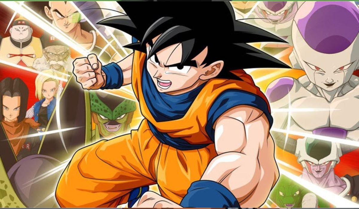 Dragon Ball Z cumple 32 años de su primera emisión