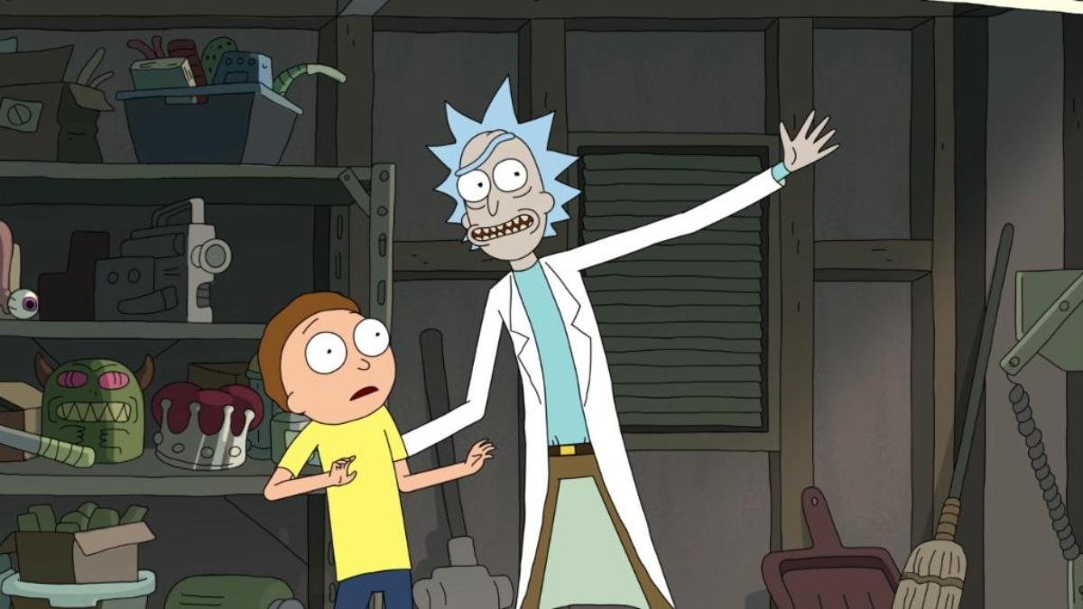 Rick and Morty: llega el trailer de la 5ta temporada