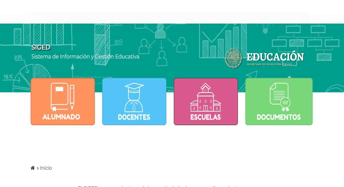 Boletas de calificaciones SEP 2021-SIGED, paso a paso para descargarla