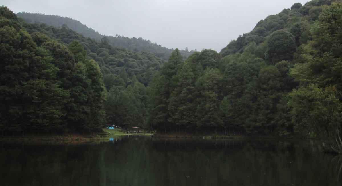presa del llano cabañas, cómo llegar cerca de villa del carbón
