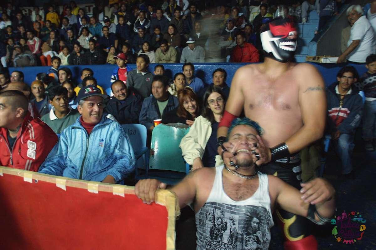 La Arena Toluca, un lugar de entrañables momentos luchisticos