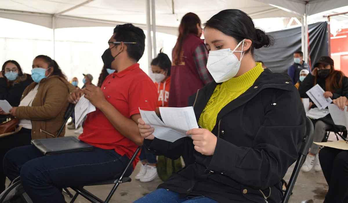Conoce la nueva sede de vacunación de 18 a 29 años en Toluca, horarios y más