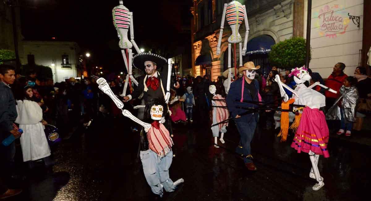 Catrineando Toluca 2021: ¿Cómo formar parte del desfile?e
