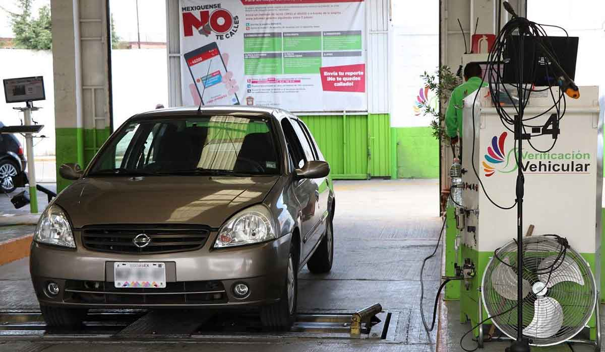 Calendario verificación vehicular Edomex 2021 - costos y cómo agendar cita