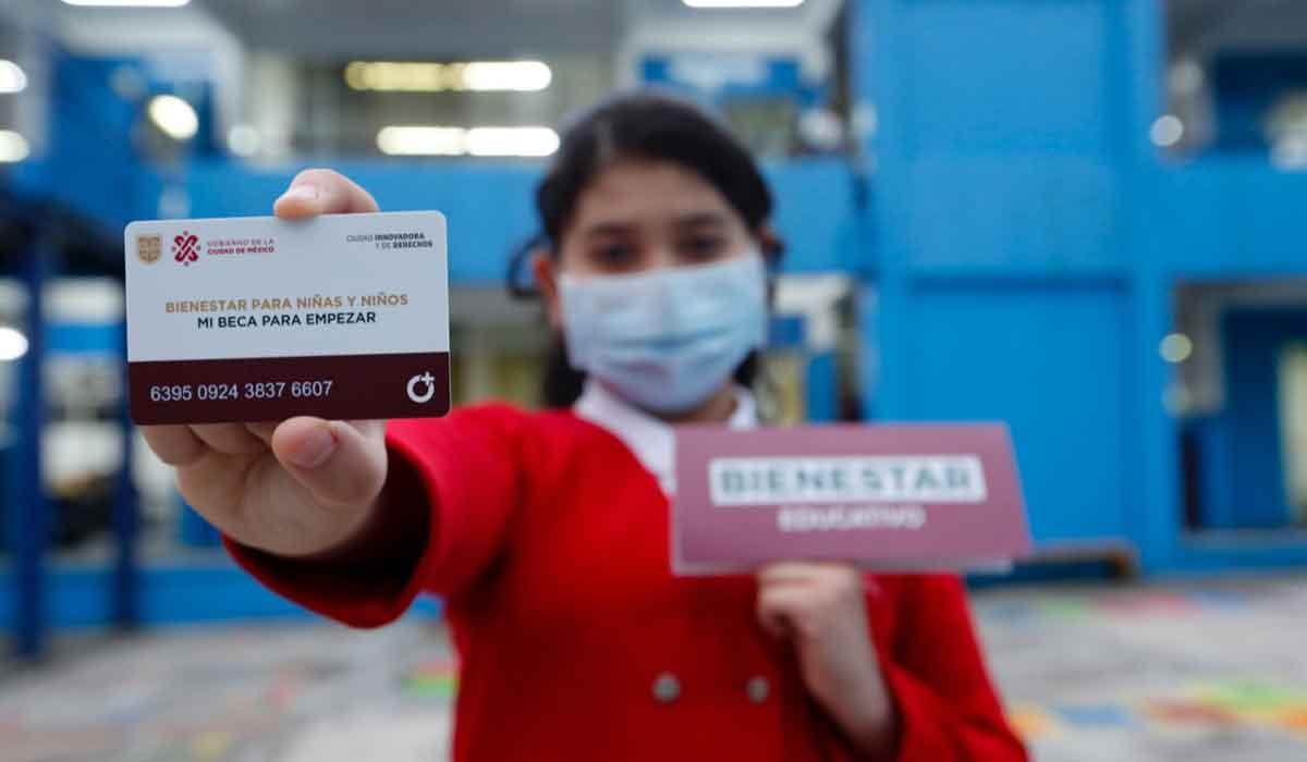 Nueva tarjeta de Mi Beca para Empezar de educación básica – cómo registrarse