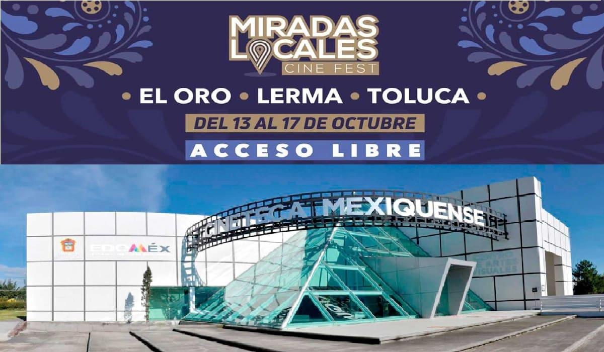 Miradas Locales ofrecerá cinco días de cine totalmente gratis en Edomex